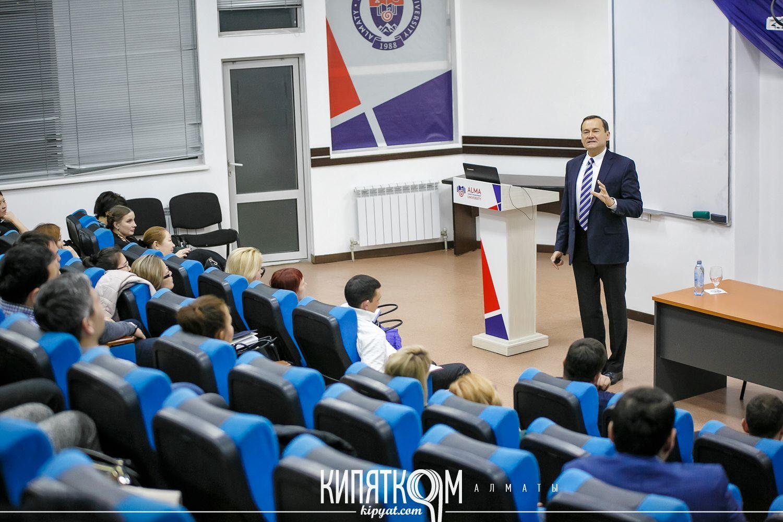 Mokymai Kazachstano verslo vadovams