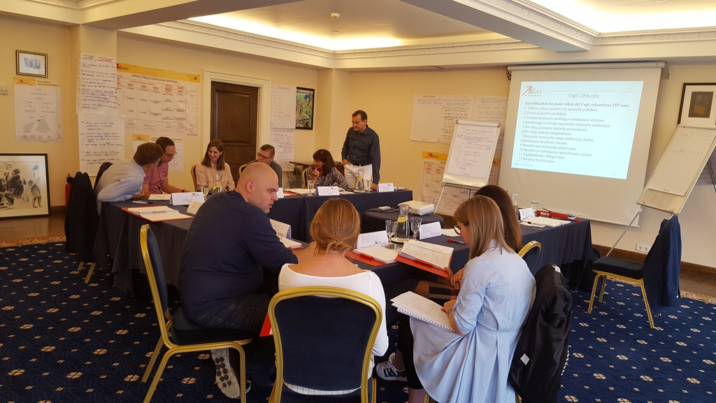 E2 Training In Lithuania1