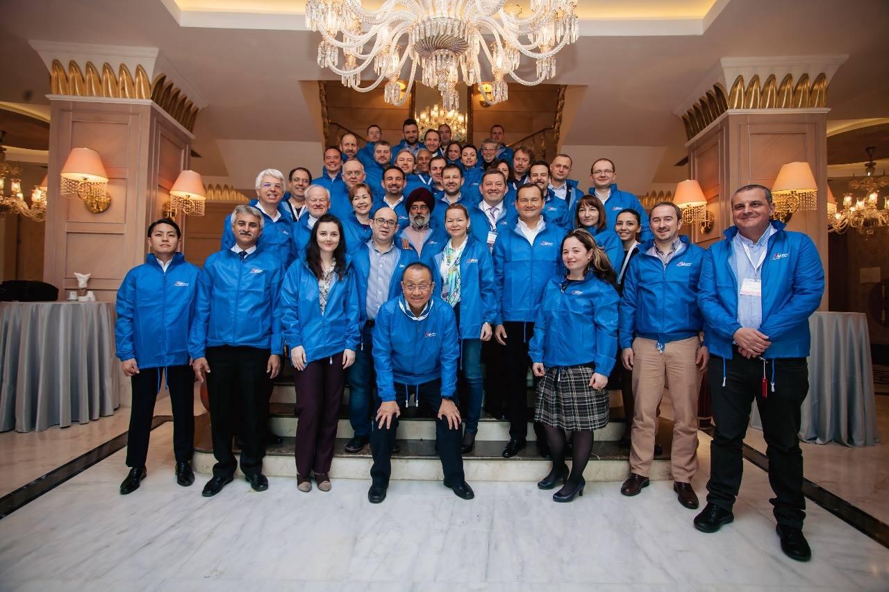 Adizes Pasaulinė Konvencija Baku
