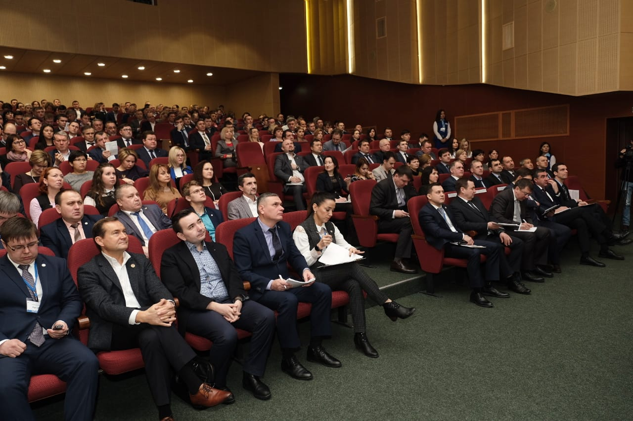 Aukščiausio Lygio Vadovų Mokymai Tatarstane