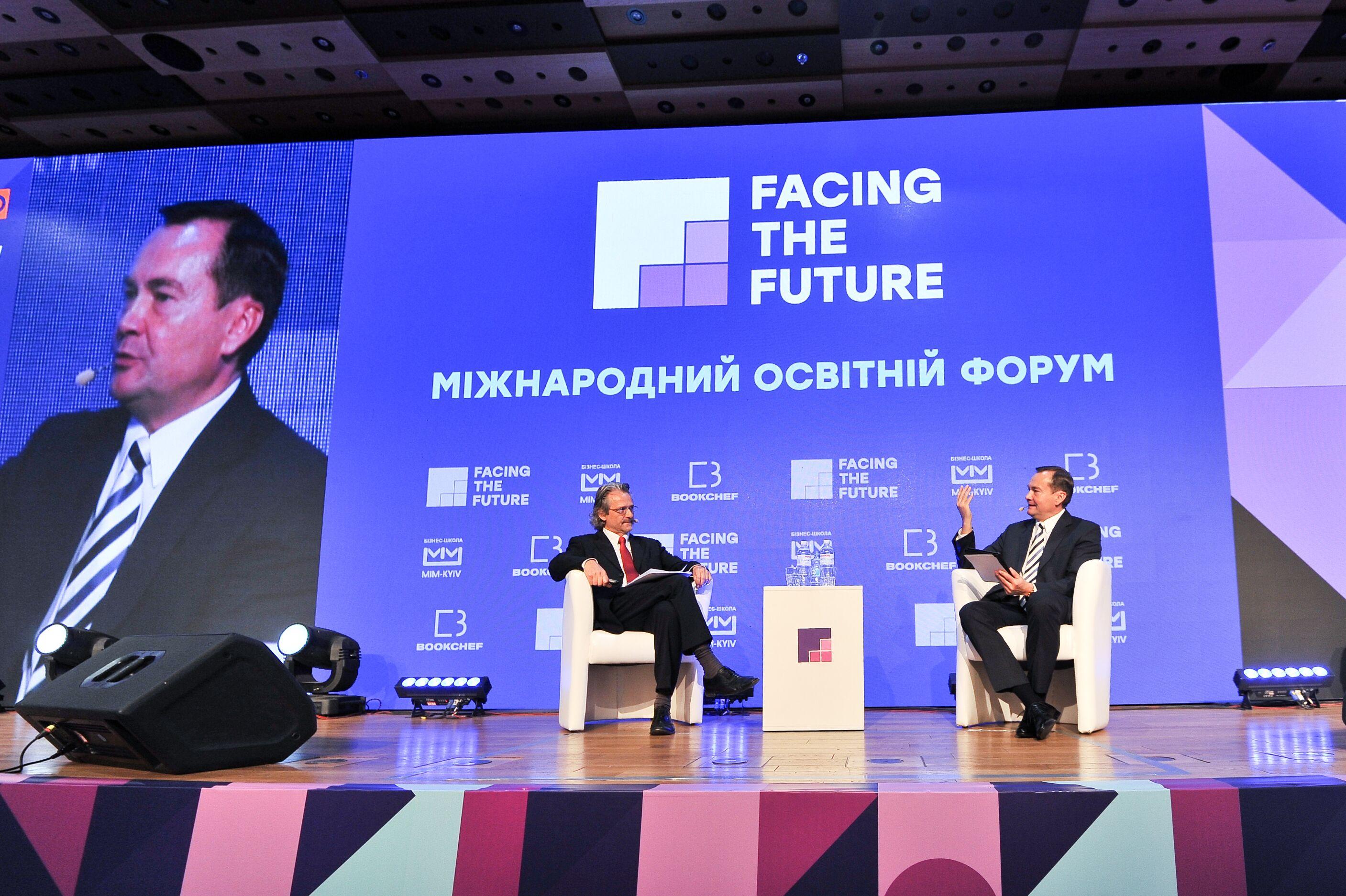 """Lietuvos Ekspertas Tarptautiniame Forume """"Pasitinkant Ateitį"""""""