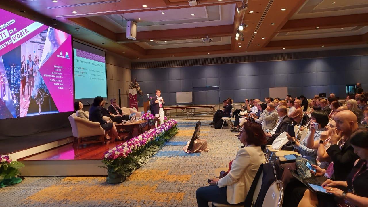 Tarptautinėje Konvencijoje Bankoke Pristatyta Adizes Organizacijų Transformacijos Metodologija