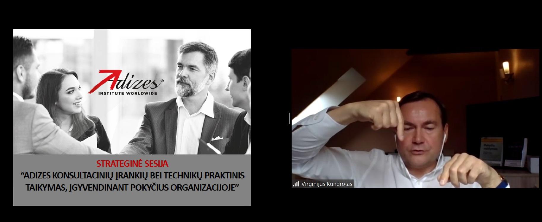 """Adizes Metodologijos Praktiškoji Pusė – įrankiai Ir Priemonės, Sukuriantys Organizacijos """"imunitetą"""" Bet Kokiems Netikėtumams"""
